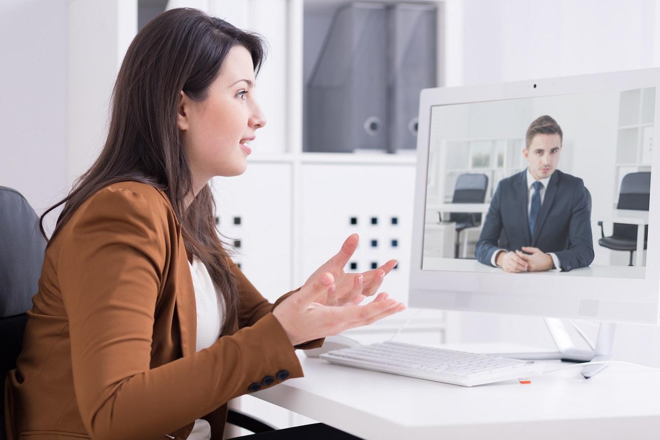 rekrutacja przez skype